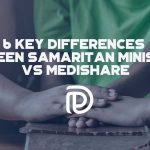6 Key Differences Between Samaritan Ministries vs Medishare - F