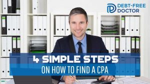 4 Simple Steps On How To Find a CPA - F