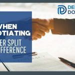 When Negotiating - Never Split The Difference - F